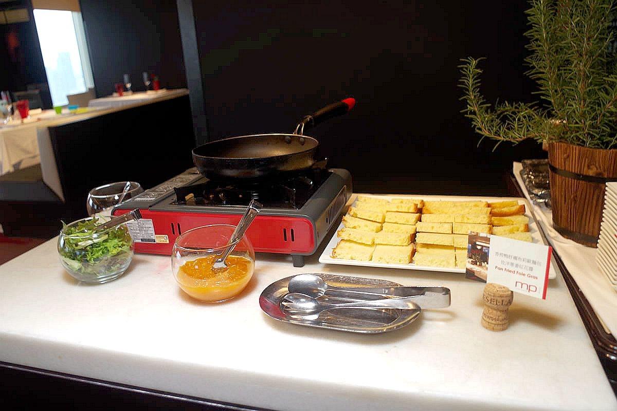 4香煎鴨肝襯布莉歐麵包佐洋蔥番紅花醬1.jpg