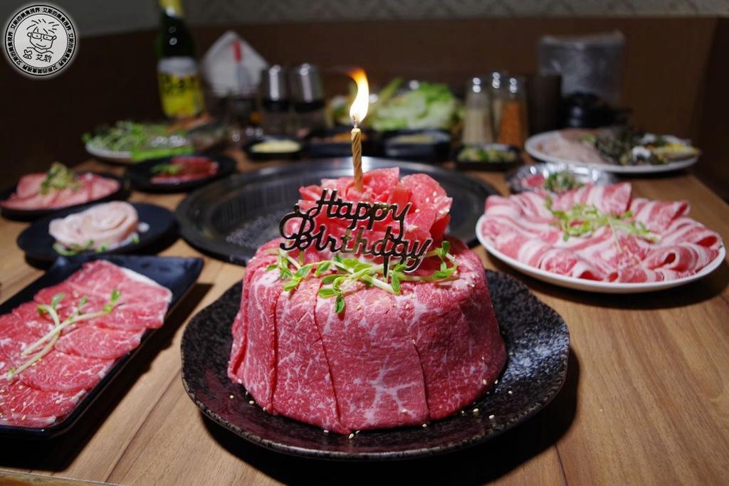 【燒肉.吃到飽】板橋新埔站附近找到一家CP值超高肉類海鮮都很新鮮的 燒肉吃到飽 .燒惑日式炭火燒肉店