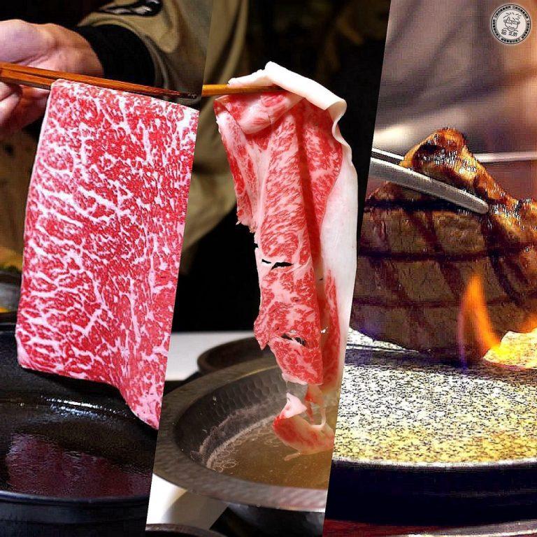 【涮涮鍋.壽喜燒.牛排.和牛】不用去日本,華國但馬屋也可以吃原汁原味日本頂級和牛.和牛涮涮鍋、壽喜燒、火焰炙燒牛排一次可以吃到.TAJIMAYA華國但馬屋x台北華國大飯店