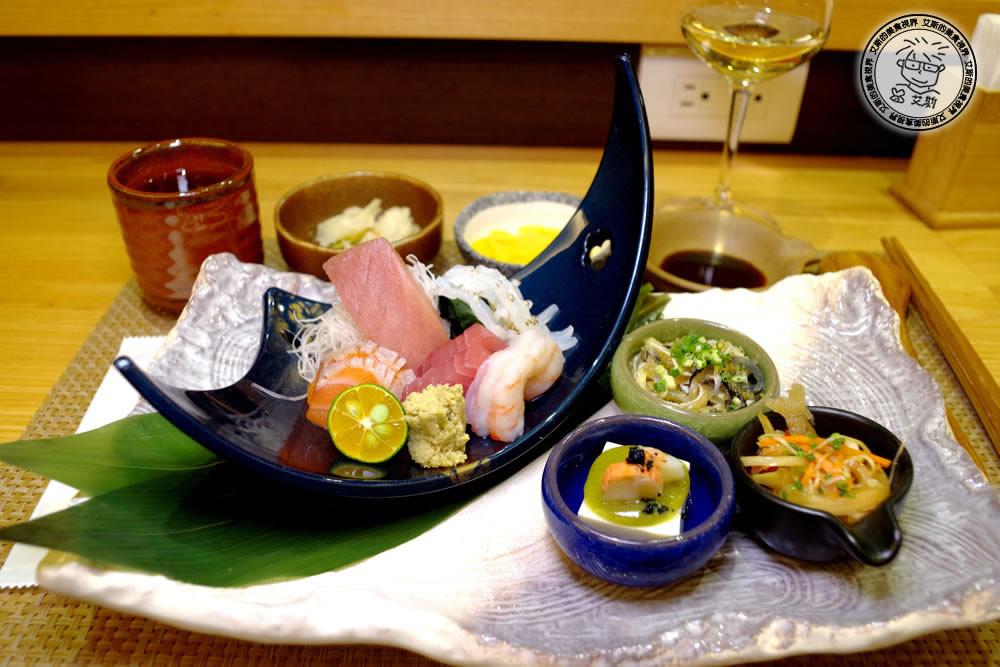 【台北.南京復興.日本料理.平價.本土食材.日本食材.割烹.刺身.牛舌石燒.高質感】富。 四季割烹
