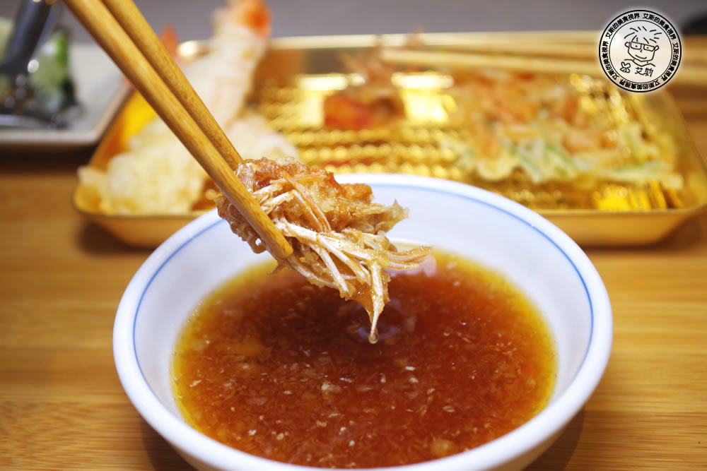 竟然能在遠東SOGO台北忠孝館11F吃到日本正統道地天婦羅料理.吉天婦羅 KICHI