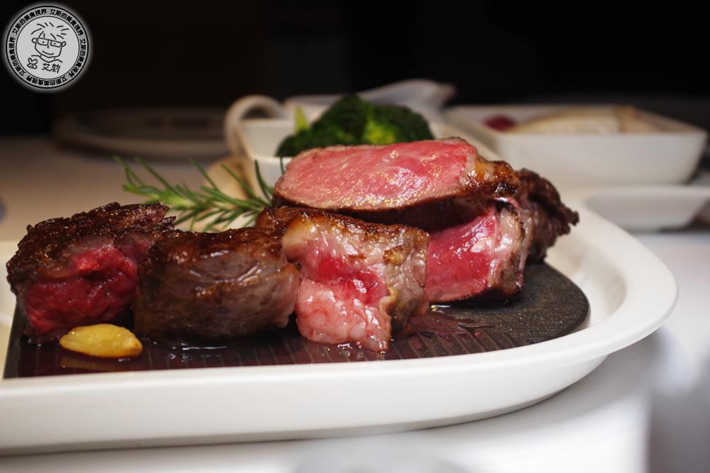 台北數一數二的牛排館。2017歐華酒店地中海牛排館。秋冬季菜單