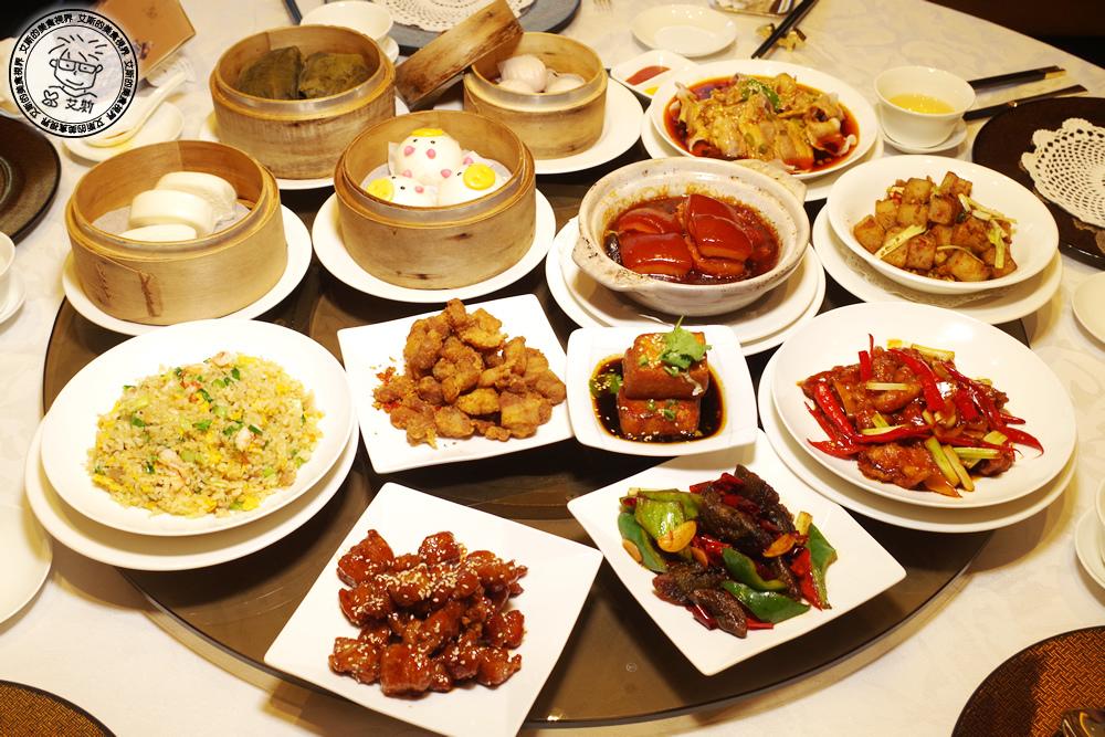 [好康分享.假日限定]-享受假日時的中式早午餐.台北西華飯店-怡園中餐廳 舒活假日豐富食
