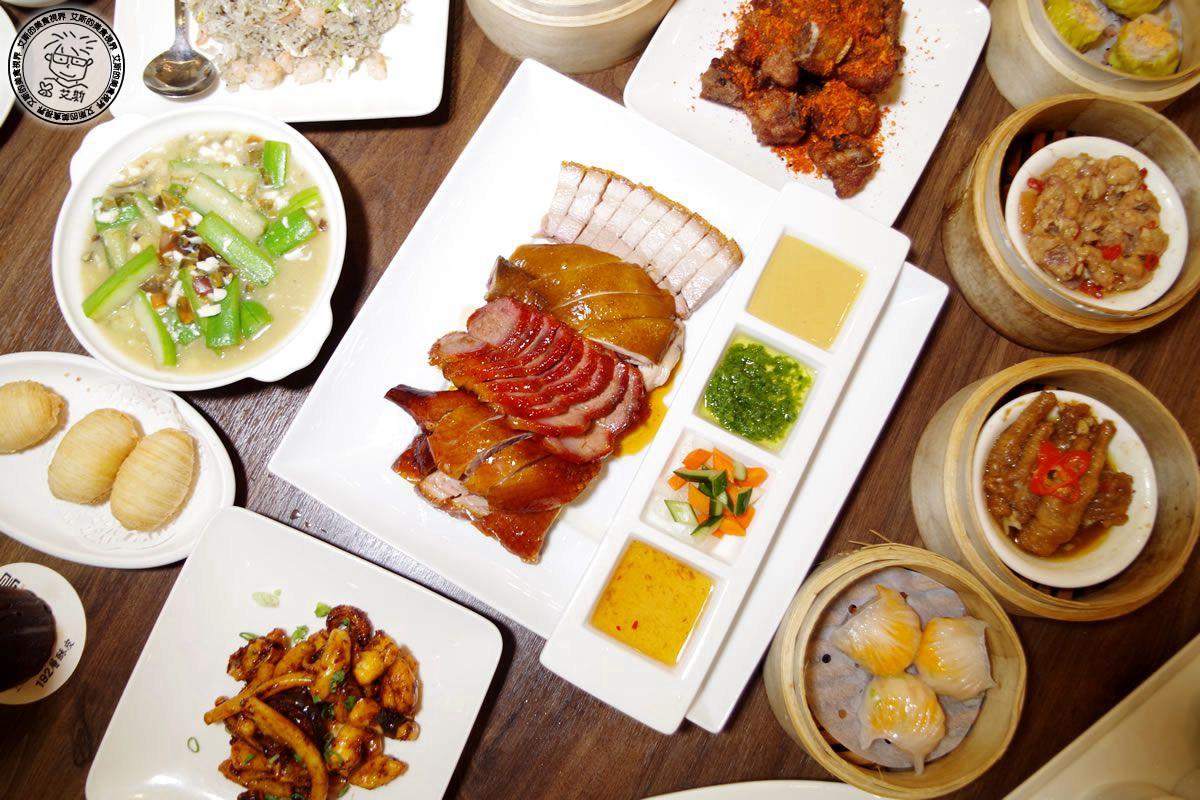 【 茶餐廳 .蛋塔 】大直最強的香港茶餐廳.192層酥皮極品蛋撻讓人不斷吮指回味.檀島香港茶餐廳-劍南店