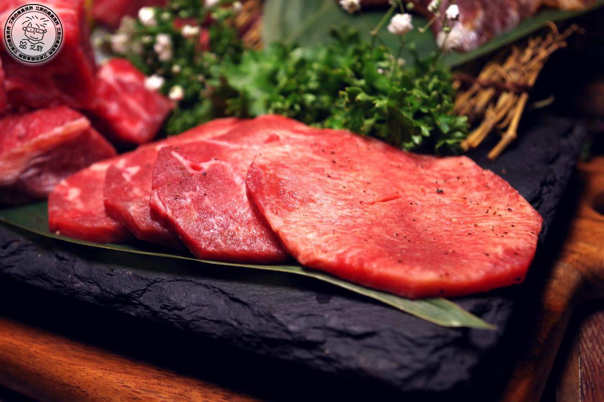 6牛肉盛合2-牛舌1