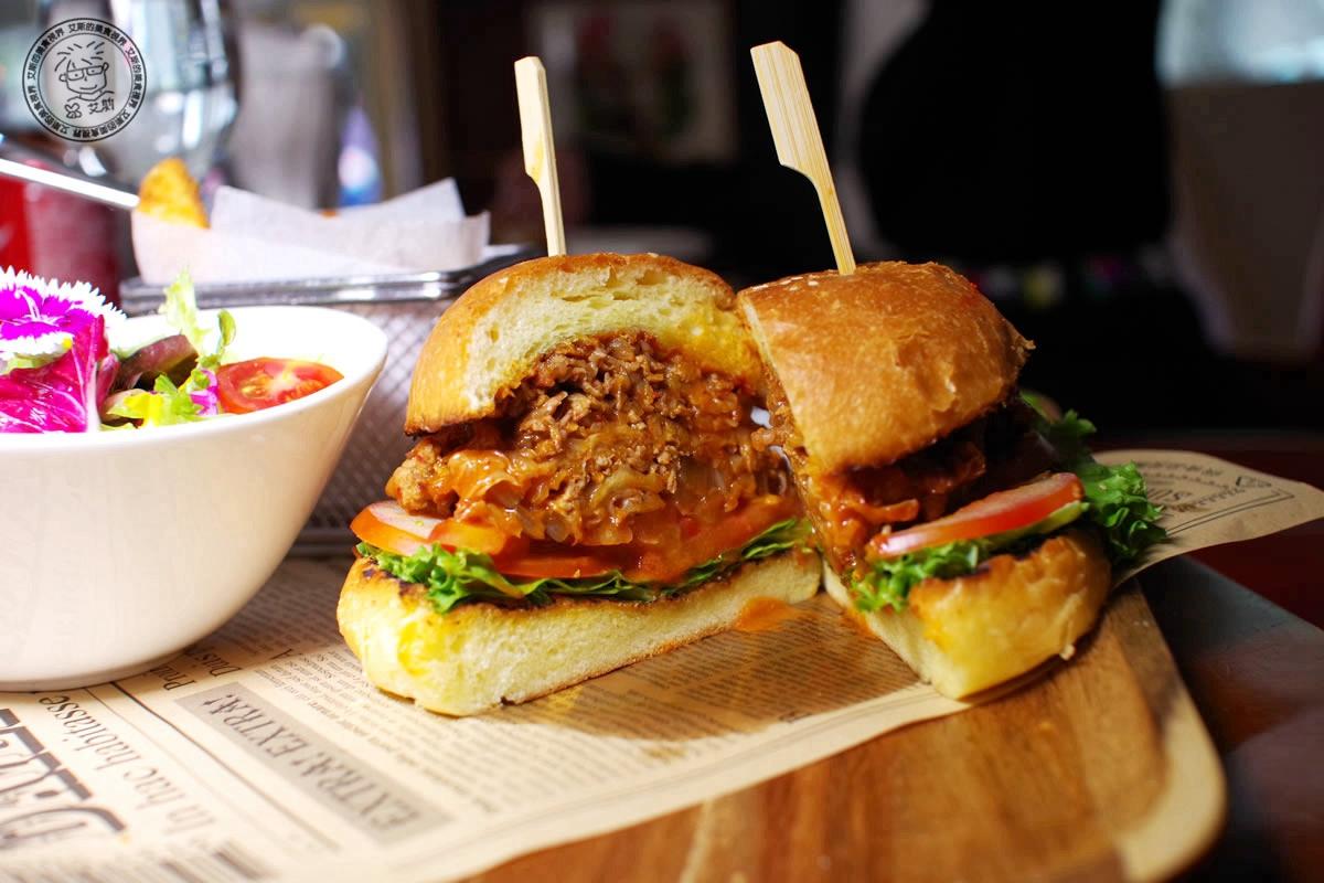 2韓式燒肉(牛肉)漢堡3