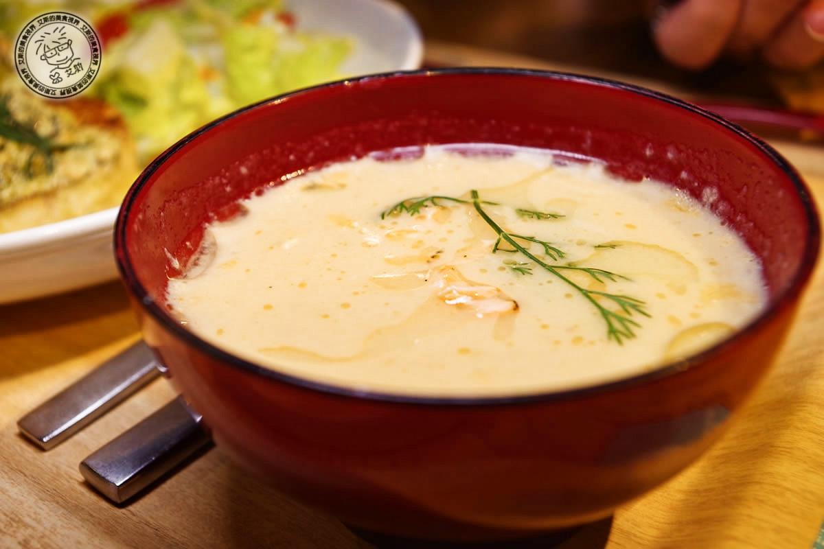 4鮮魚巧達濃湯1