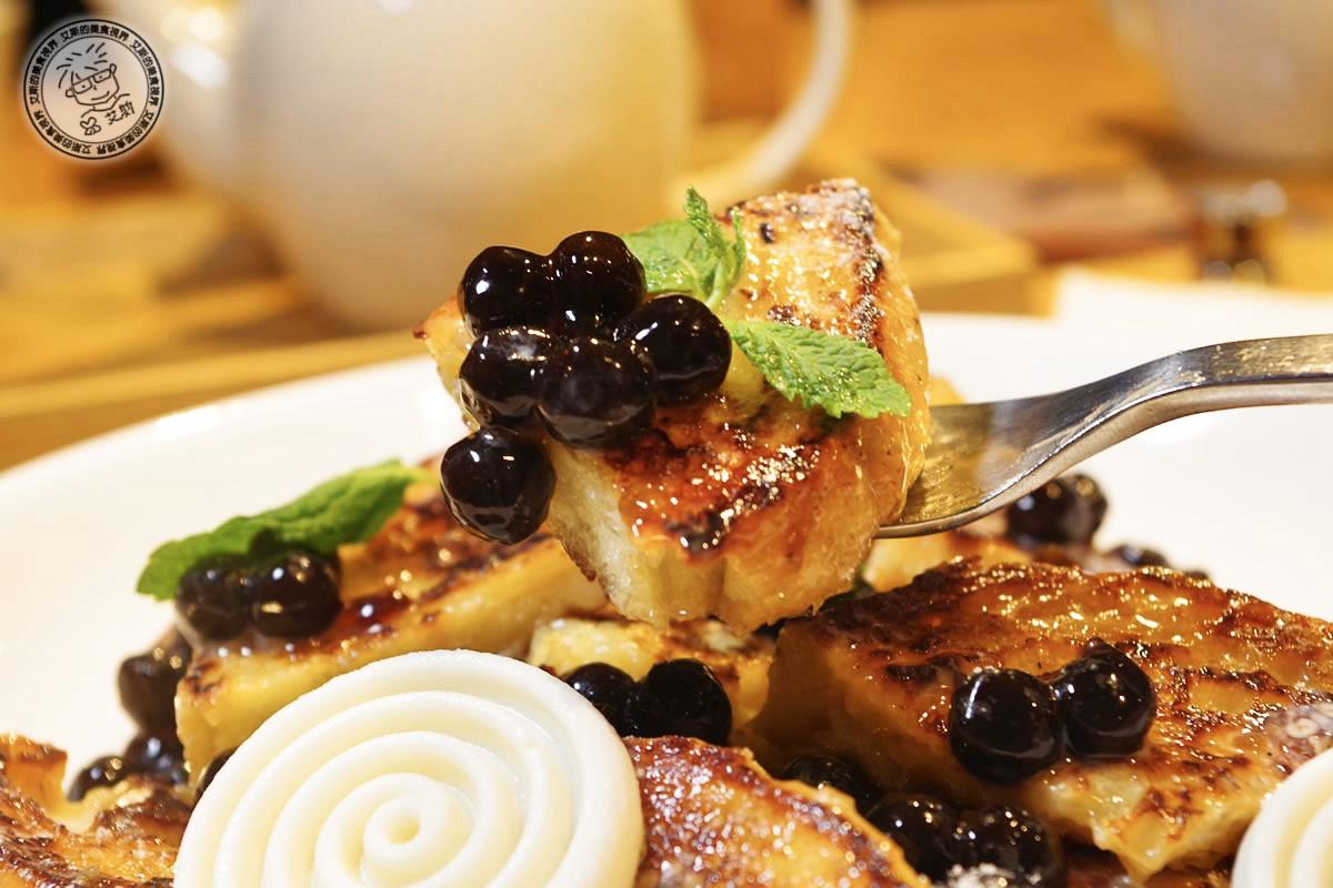 5半生熟烏龍珍珠奶茶法式吐司2