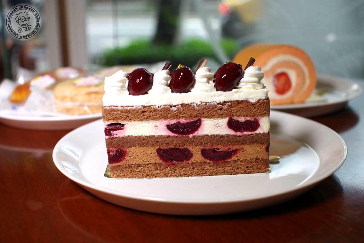 7黑森林蛋糕2