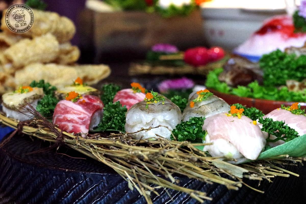 5壽司滑大盛1